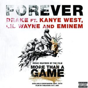 Drake Feat. Kanye West, Lil' Wayne & Eminem - Forever (Radio Edit) Lyrics