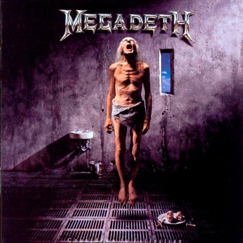 Megadeth - Psychotron - 2004 Digital Remaster; Lyrics