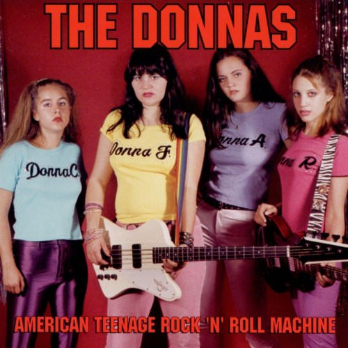 The Donnas - Checkin' It Out Lyrics