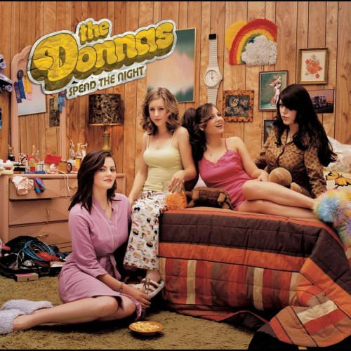 The Donnas - Take Me To The Backseat Lyrics