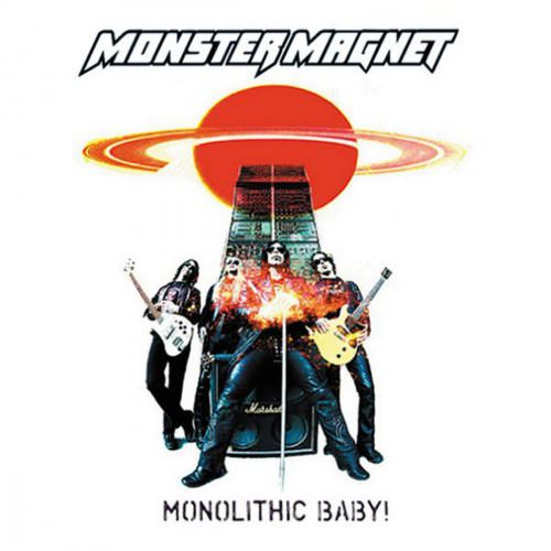 Monster Magnet - On The Verge Lyrics