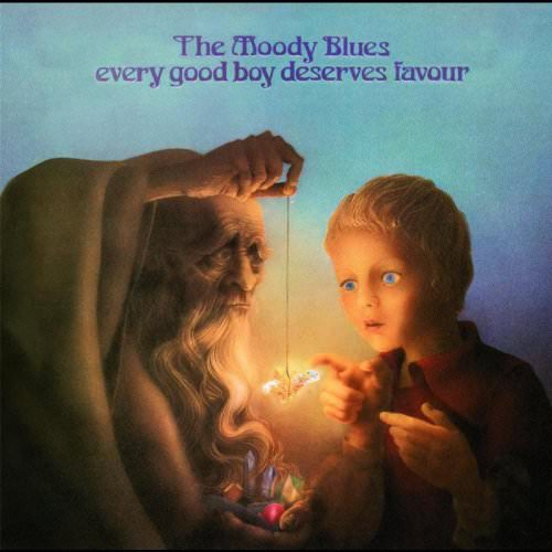 The Moody Blues - Nice To Be Here Lyrics