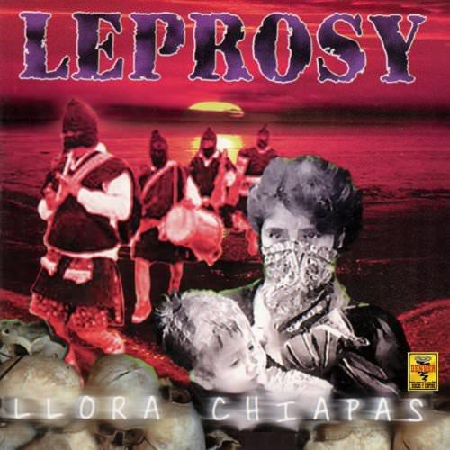 Leprosy - Residentes Olvidados Lyrics