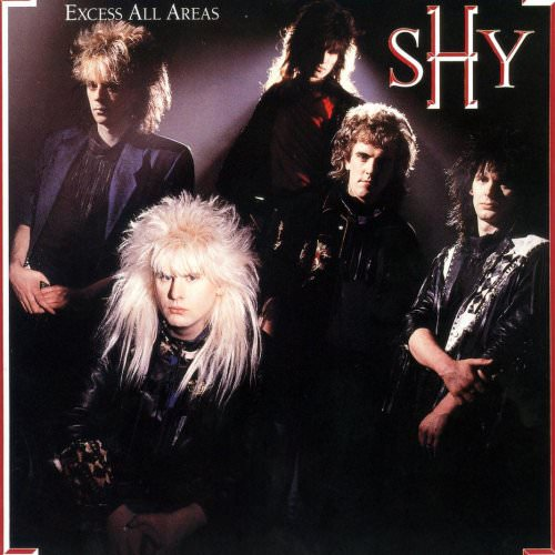 Shy - When The Love Is Over Lyrics
