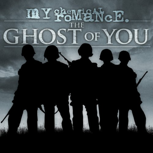 My Chemical Romance - The Ghost Of You (Audio From Video Edit) Lyrics