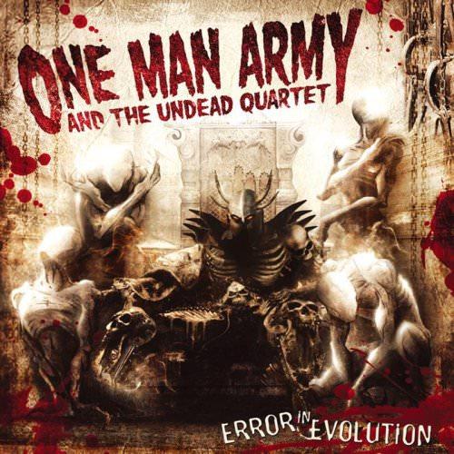 One Man Army And The Undead Quartet - See Them Burn Lyrics