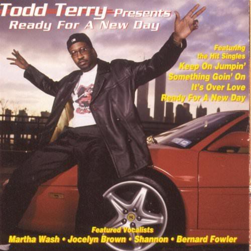 Todd Terry - Keep On Jumpin' Lyrics