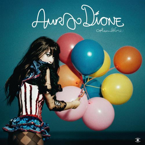 Aura Dione - Glass Bone Crash Lyrics
