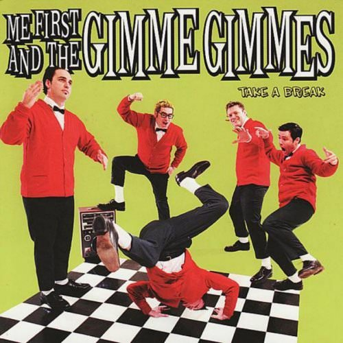 Me First And The Gimme Gimmes - I Believe I Can Fly Lyrics