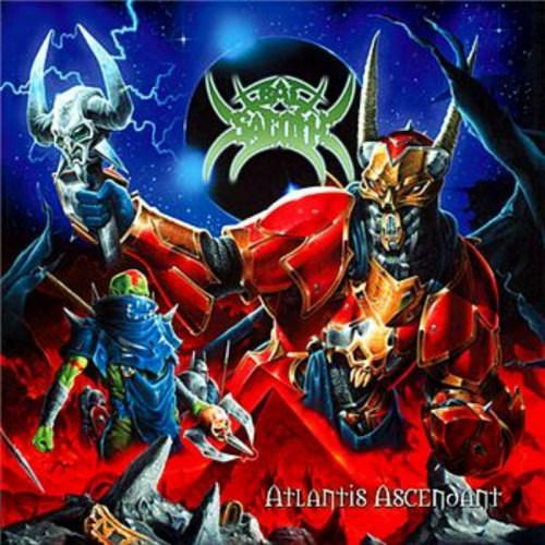 Bal-Sagoth - Cry Havoc For Glory, And The Annihilation Of The Titans Of Chaos (The Splendour Of A Thousand Swords Gleaming Beneath The Blazon Of The Hyperborean Empire: Part III) Lyrics