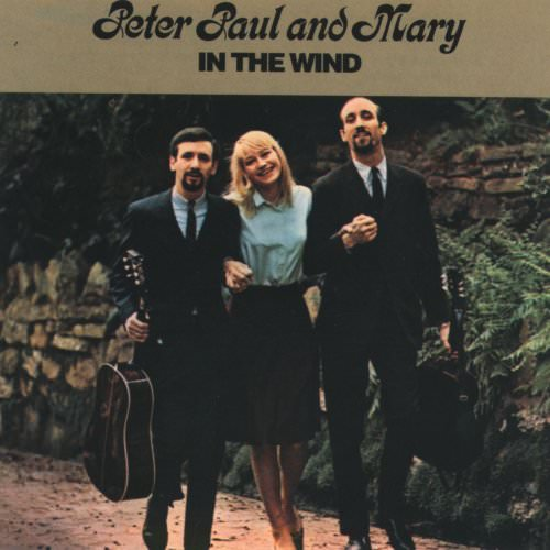 Peter, Paul & Mary - Don't Think Twice, It's All Right Lyrics