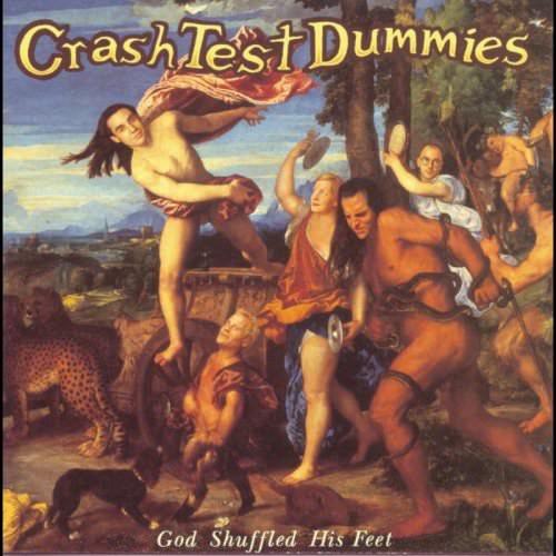 Crash Test Dummies - I Think I'Ll Disappear Now Lyrics