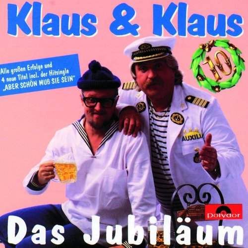 Klaus & Klaus - Der Eiermann Lyrics