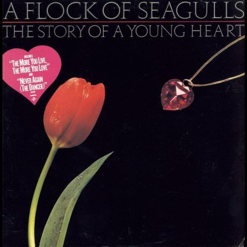 A Flock Of Seagulls - European (I Wish I Was) Lyrics
