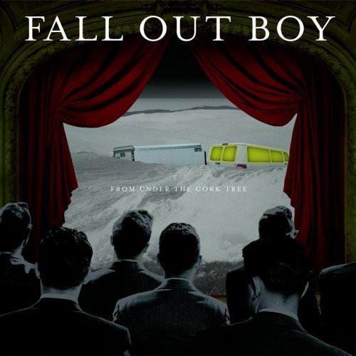 Fall Out Boy - Champagne For My Real Friends, Real Pain For My Sham Friends Lyrics