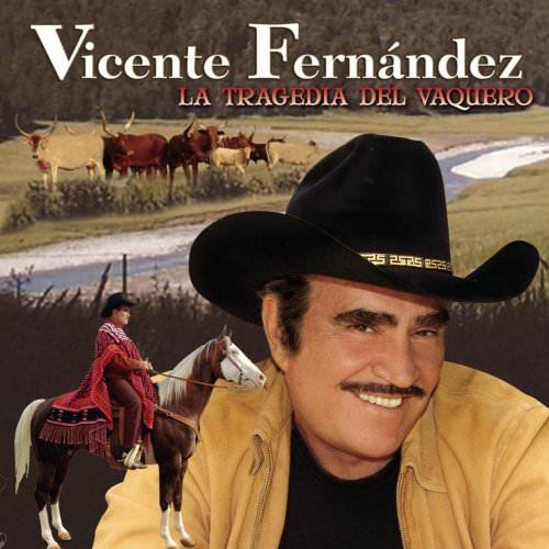 Vicente Fernández - Cuando Te Cansés De Llorar Lyrics