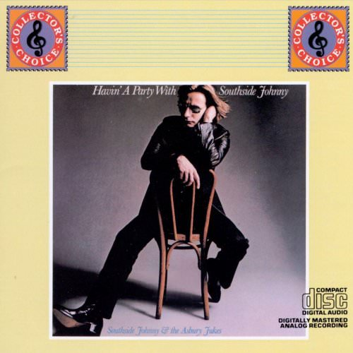 Southside Johnny - Love On The Wrong Side Of Town Lyrics