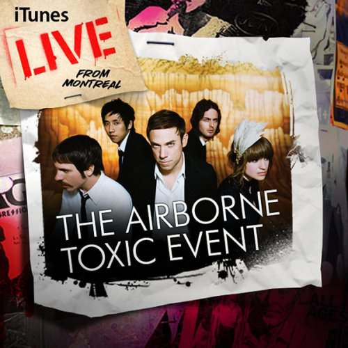 The Airborne Toxic Event - Does This Mean You're Moving On? (Live) Lyrics