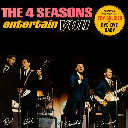 The Four Seasons - Betrayed Lyrics