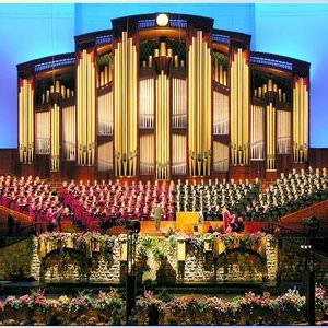 Mormon Tabernacle Choir - How Firm A Foundation Lyrics
