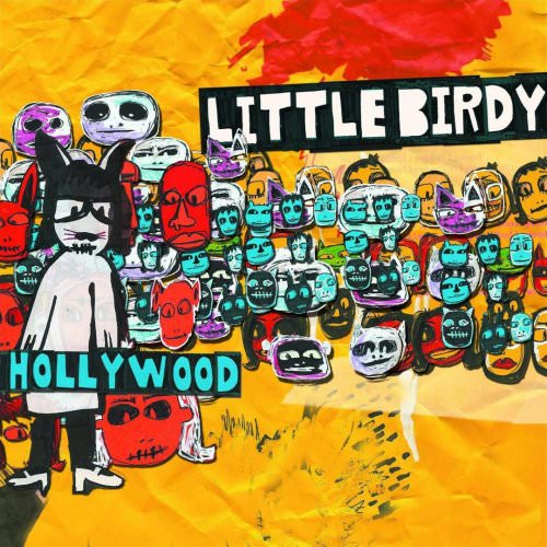 Little Birdy - Better Off Alone Lyrics