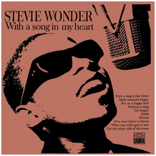 Stevie Wonder - With A Song In My Heart Lyrics