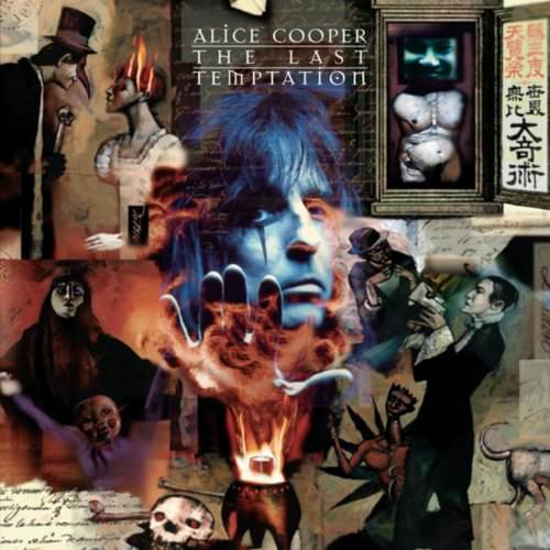 Alice Cooper - Cleansed By Fire Lyrics