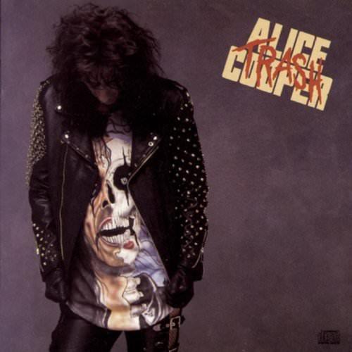 Alice Cooper - Spark In The Dark Lyrics