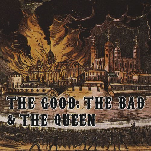 The Good, The Bad & The Queen - Northern Whale Lyrics