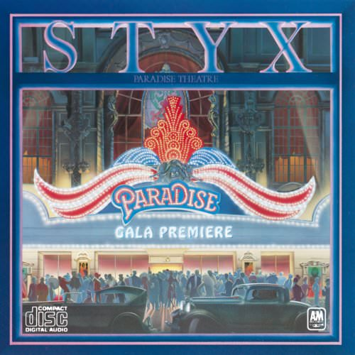 Styx - Nothing Ever Goes As Planned Lyrics