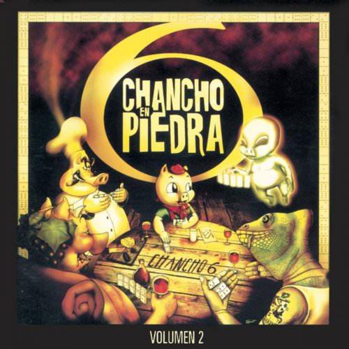 Chancho En Piedra - Locura Espacial (Live) Lyrics