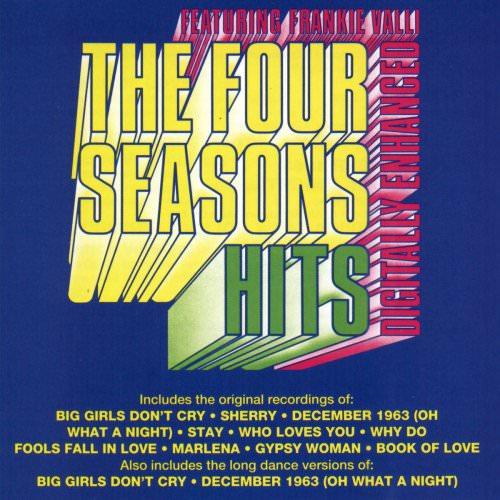The Four Seasons - Big Girls Don't Cry (Dance Version) Lyrics