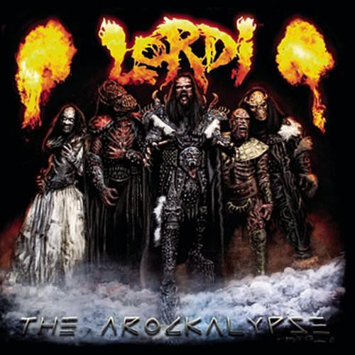 LORDI - Supermonstars (The Anthem Of The Phantoms) Lyrics