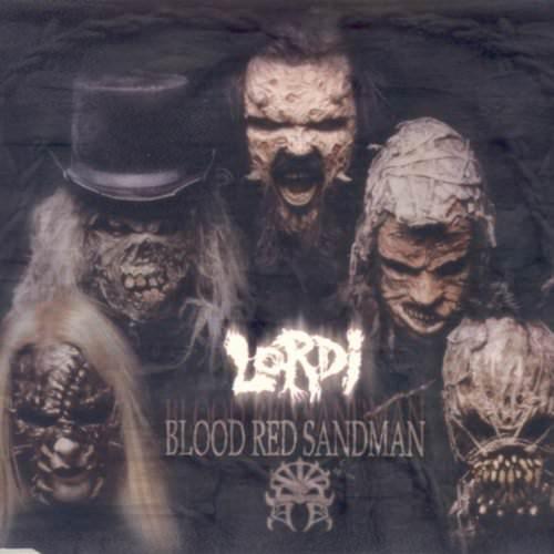 LORDI - Blood Red Sandman (Radio Edit) Lyrics