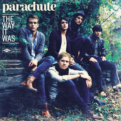 Parachute - Kiss Me Slowly Lyrics