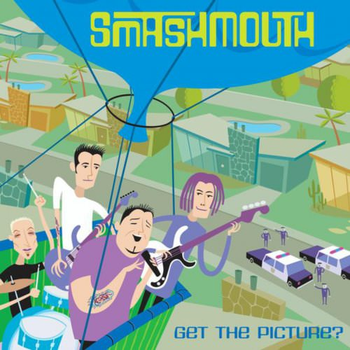 Smash Mouth - Looking For A Wall Lyrics