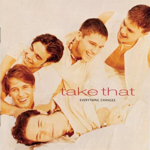 Take That - Another Crack In My Heart Lyrics