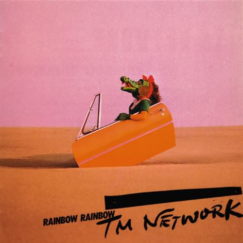 TM NETWORK - 1/2の助走 (Just For You And Me) Lyrics