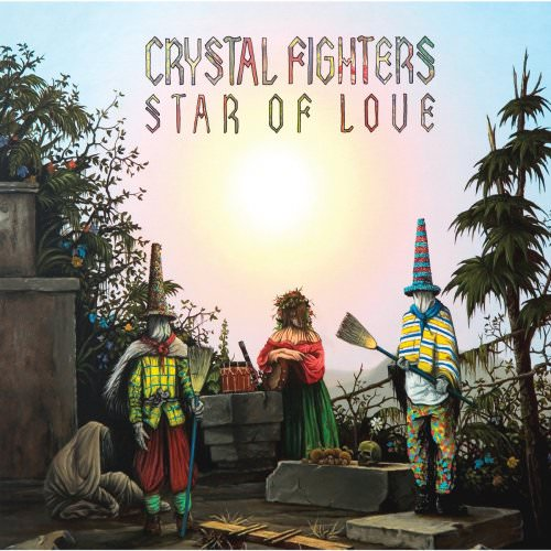 Crystal Fighters - With You Lyrics