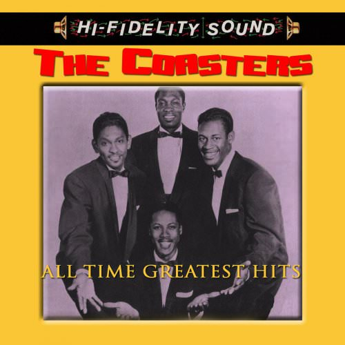 The Coasters - Riot In Cell Block #9 Lyrics