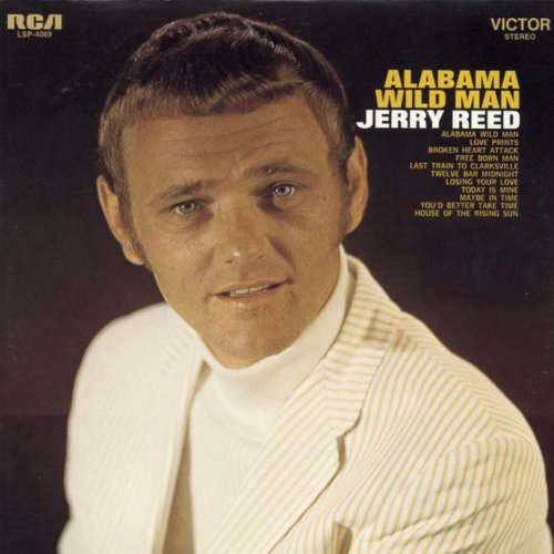 Jerry Reed - Alabama Wild Man Lyrics