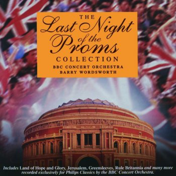The Royal Choral Society Feat. BBC Concert Orchestra & Barry Wordsworth - Jerusalem Lyrics
