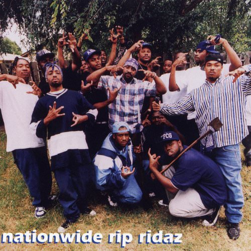Crips - Nationwide Rip Ridaz Lyrics