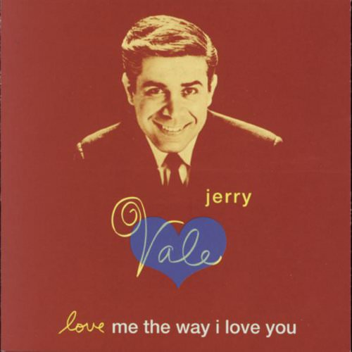 Jerry Vale - Love Me With All Your Heart Lyrics