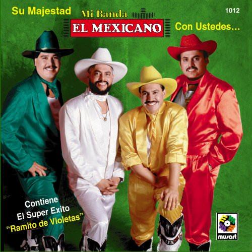 Mi Banda El Mexicano - La Bota Lyrics