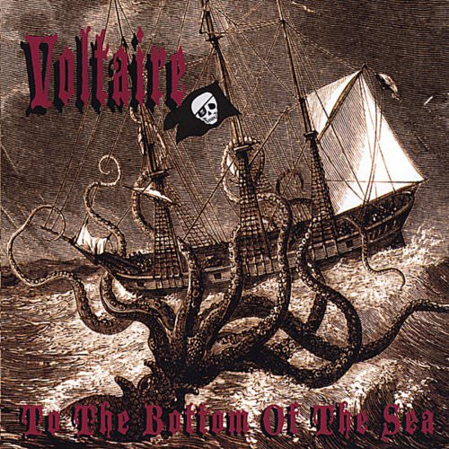 Voltaire - The Industrial Revolution (And How It Ruined My Life) Lyrics