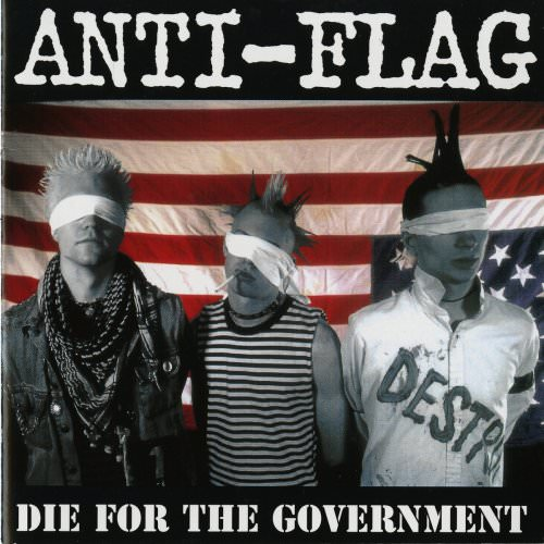 Anti-Flag - Rotten Future Lyrics