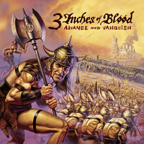 3 Inches Of Blood - Axes Of Evil Lyrics