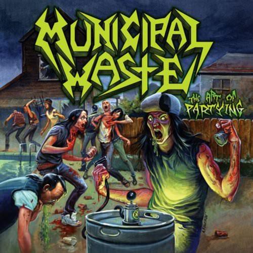 Municipal Waste - Rigorous Vengeance Lyrics