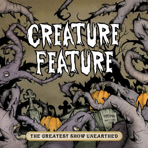 Creature Feature - Bound And Gagged Lyrics
